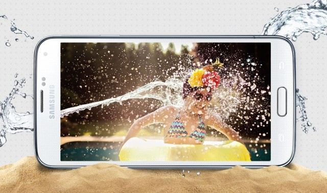 Galaxy-S5-waterproof