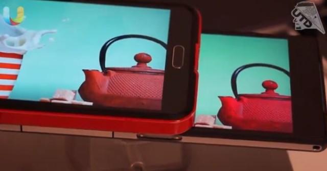Xperia Z2 vs Galaxy Note 3