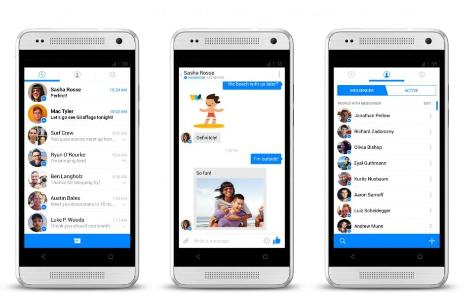 Cult of Android - Facebook Messenger Now Lets You Add Chat Shortcuts