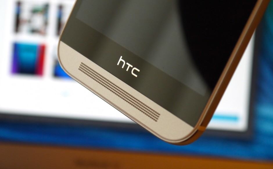 HTC has finally ditched its logo bar. Photo: Killian Bell/Cult of Android.