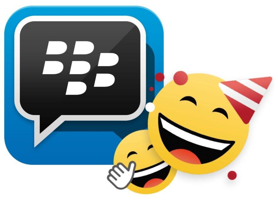 BBM-stickers