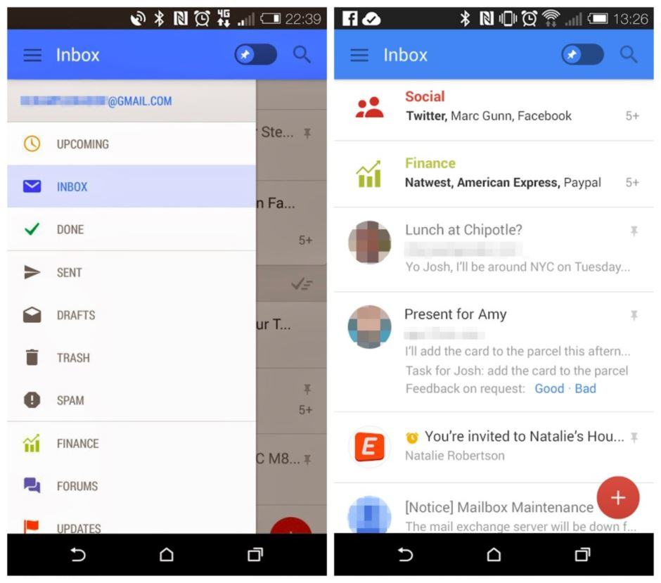 Gmail App For Android Reportedly Getting A New UI Update [Leak]