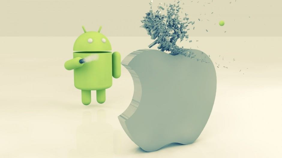 Android-Vs-Apple-Wallpaper-HD
