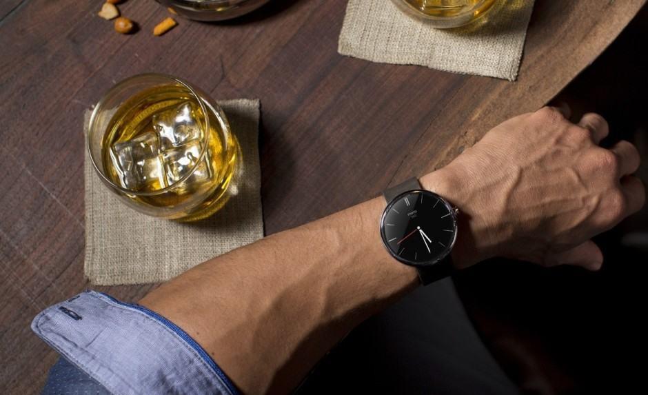 Wear 5.1.1 is here. Photo: Motorola