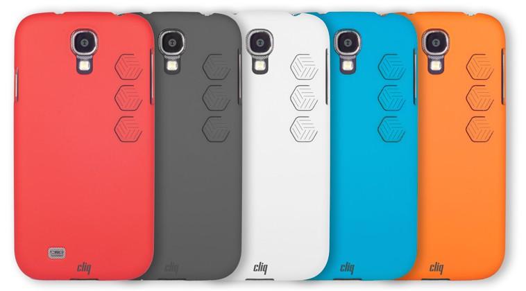 Cliq colors.