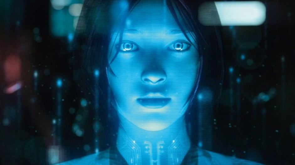 Microsoft's Cortana is coming for Siri and Google Now. Photo: HALO