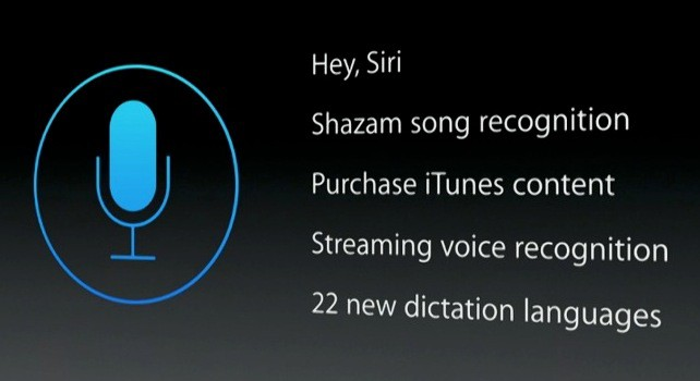 Siri is much-improved in iOS 8.