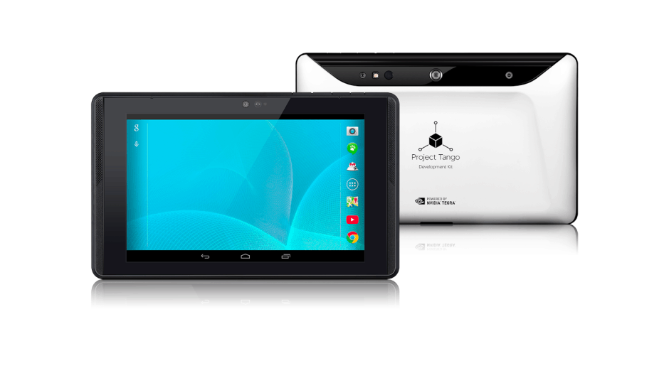 Project Tango development kit