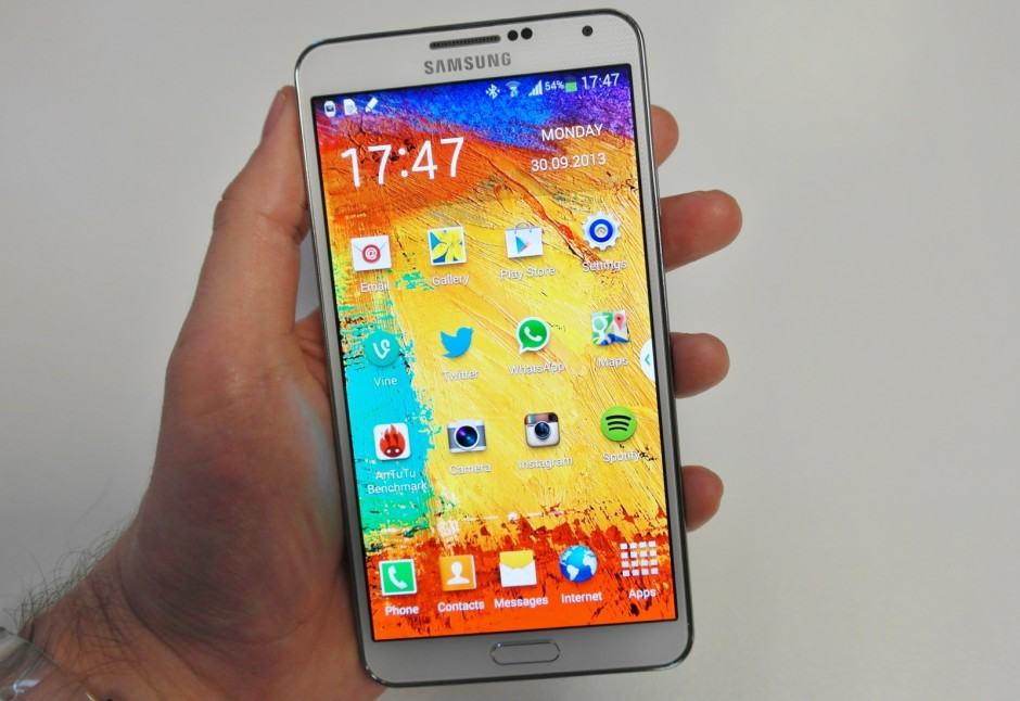 Cult of Android - Galaxy Note 4 app list hints at QHD display