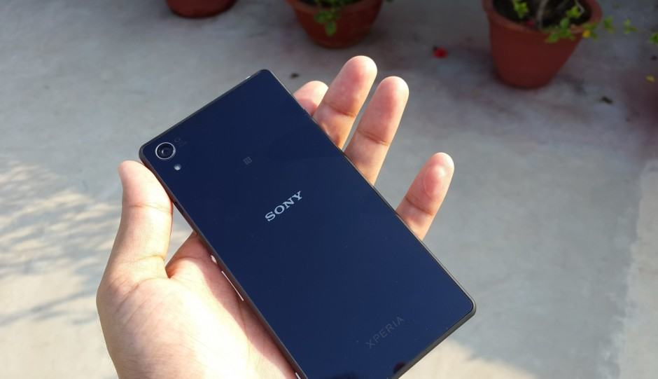 The Sony Xperia Z2 is getting Lollipop. Photo: Rajesh Pandey/Cult of Android