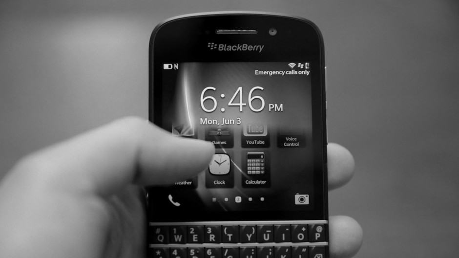 BlackBerry 10 wasn't the savior BlackBerry hoped it would be. Photo: BlackBerry