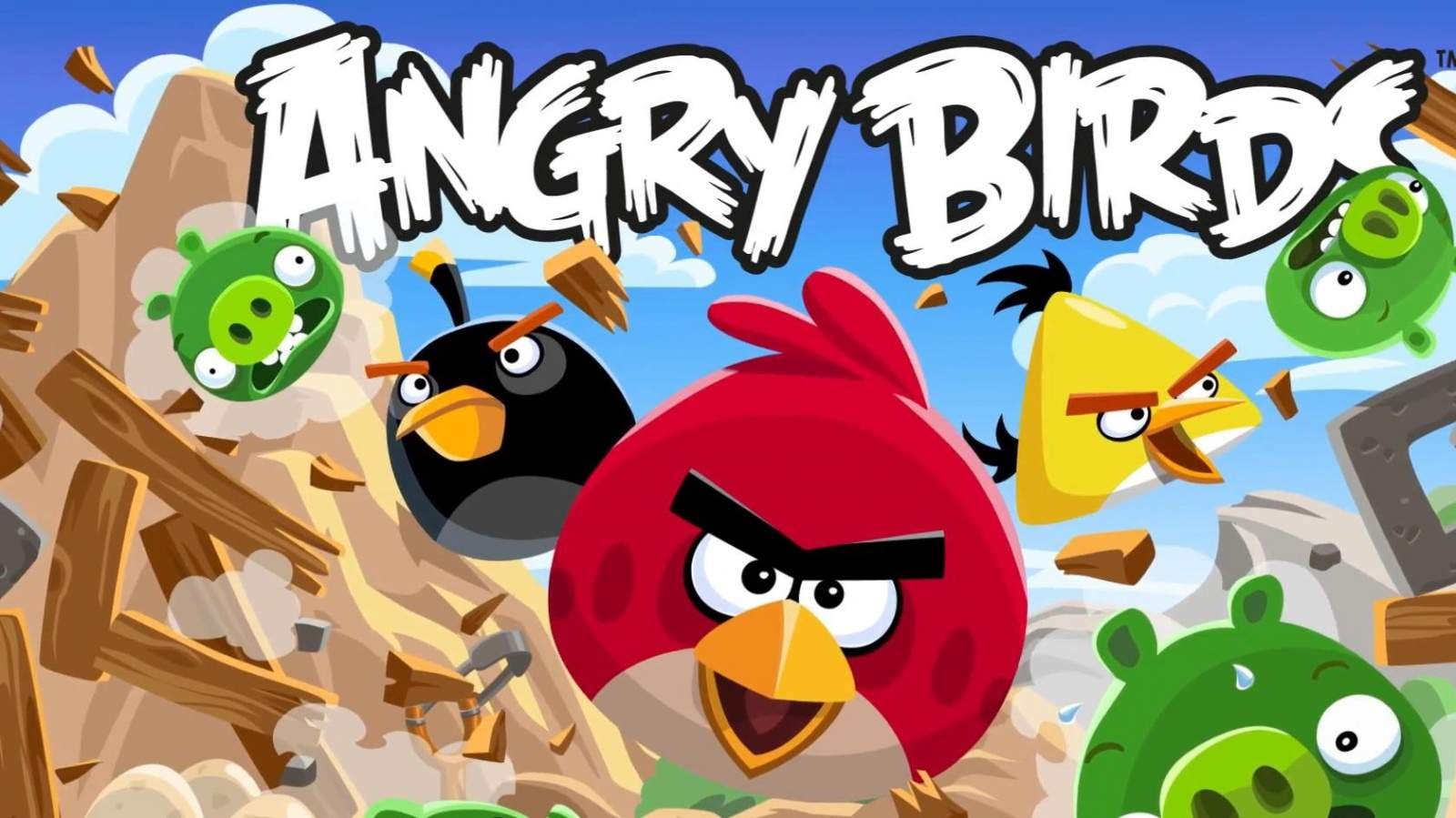 Original Angry Birds take flight again in 15 brand new levels | Cult of  Android - Cult of Android