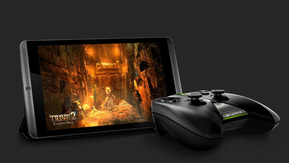 NVIDIA wants its Shield back before it catches fire. Photo: NVIDIA