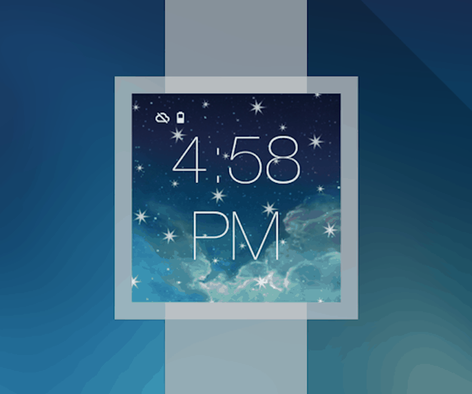 iWatch-Android-Wear