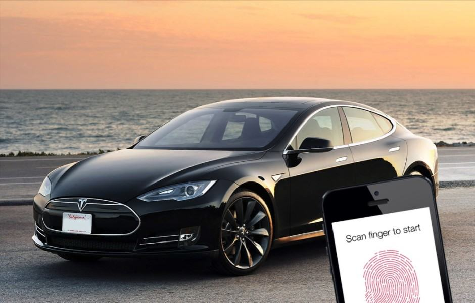 Tesla-Touch-ID