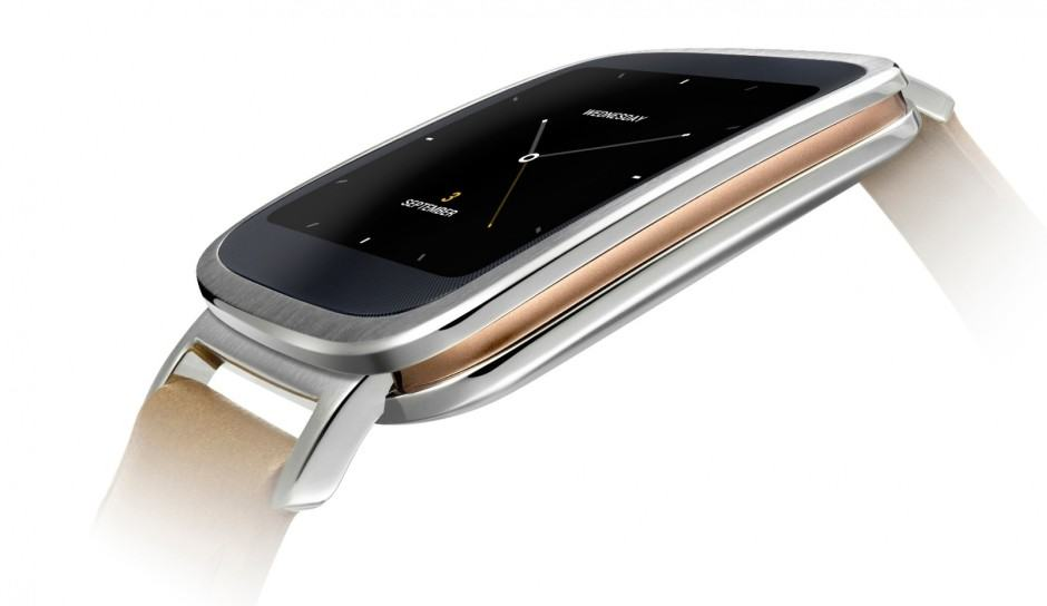 Will the ZenWatch be Asus' last Android Wear device? Photo: Asus