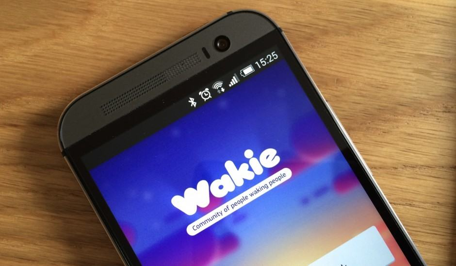 Get wakeup calls from random strangers with Wakie