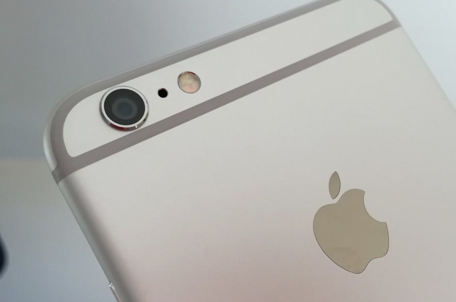 iPhone 6 Plus has Apple's best iSight camera yet. Photo: Killian Bell/Cult of Android.