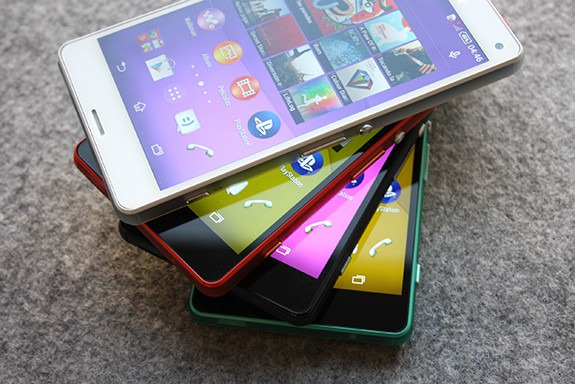 Meet the Xperia Z3 Compact. Image: Ausdroid.