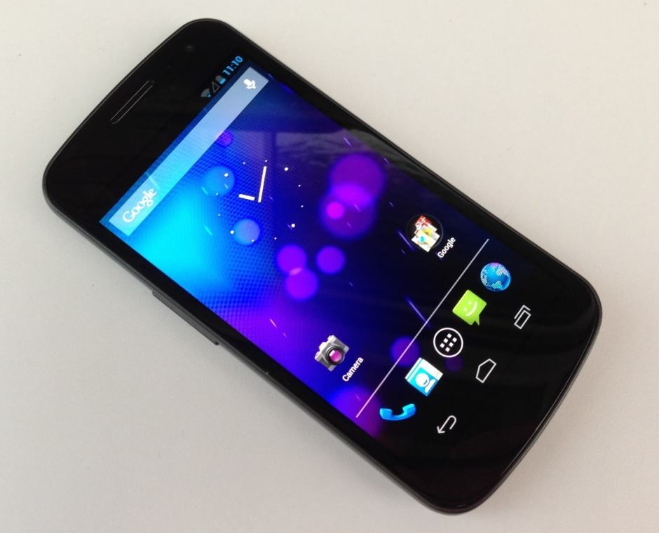 Samsung's Galaxy Nexus is four years old this month. Photo: Killian Bell/Cult of Android