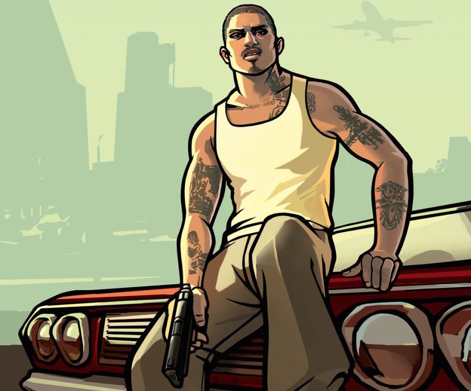 San Andreas is 10 years old today. Photo: Rockstar