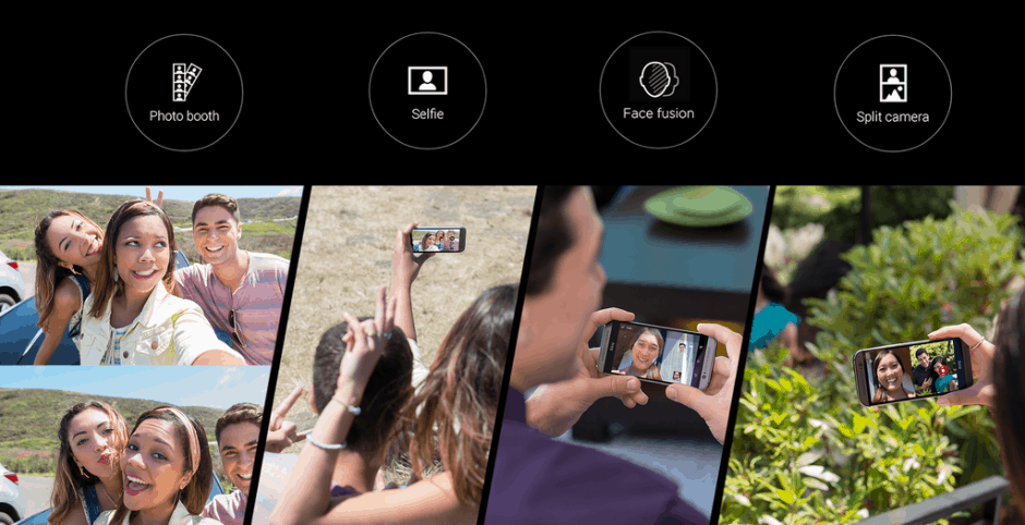 The HTC EYE Experience. Image: HTC