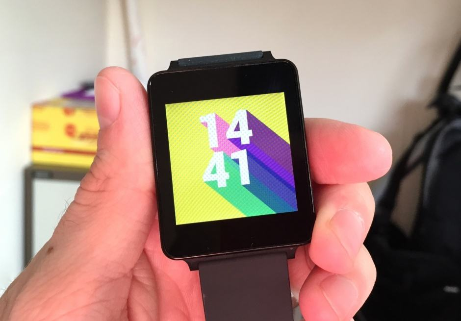 The latest Android Wear update is now rolling out to the G Watch. Photo: Killian Bell/Cult of Android