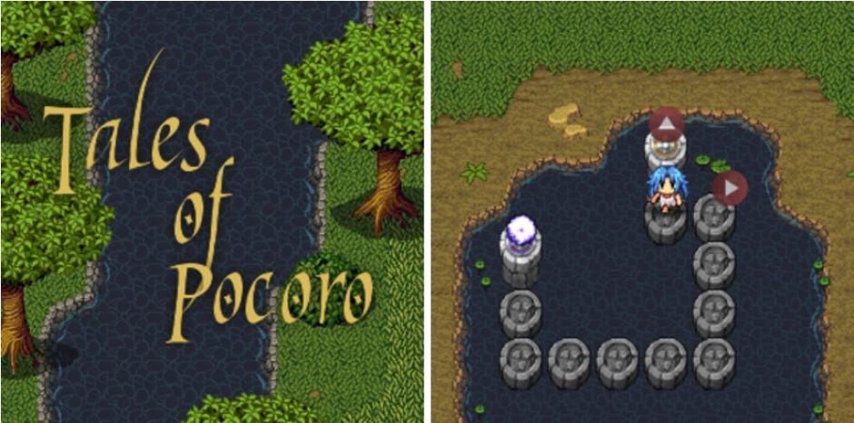 Screenshots: Tales of Pocoro/Google Play