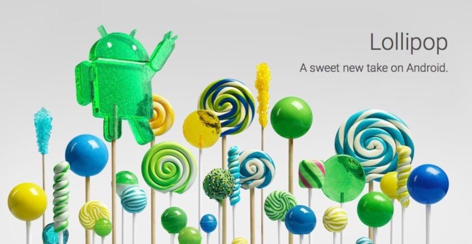 Lollipop is well worth looking forward to. Image: Google