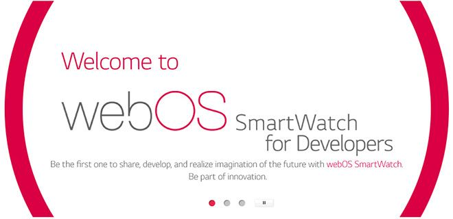 An image taken from LG's webOS SmartWatch page.
