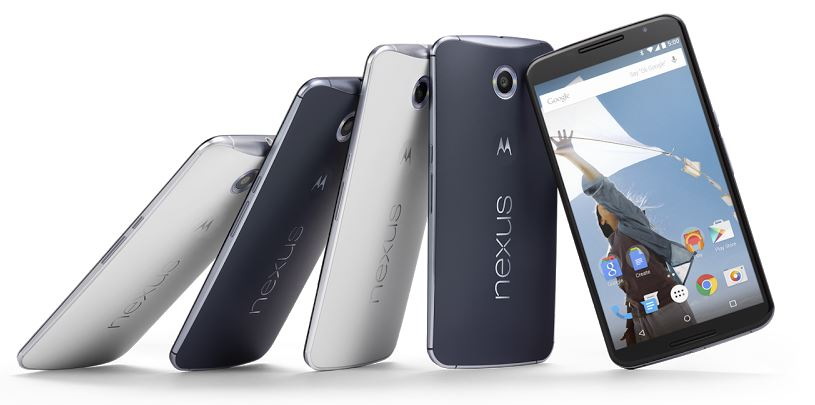 The Nexus 6 could get a little brother at Google I/O. Photo: Google