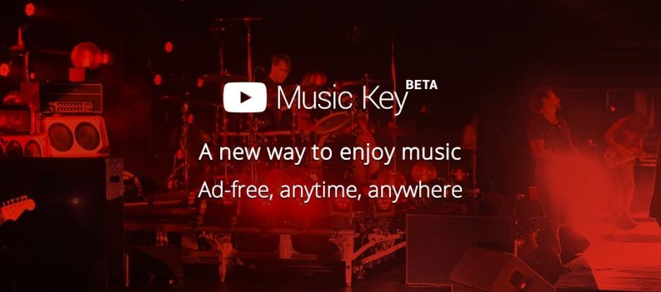 Music Key could be the best music streaming service yet. Photo: YouTube