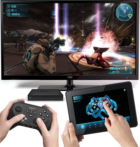 Get your game on with even more compatibility with the Fire TV game controller. Photo: Amazon