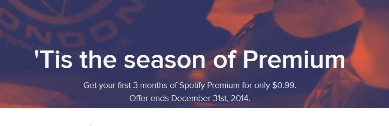 Cult of Android - New Spotify subscribers pay just $0 99 a