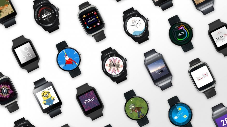 Android Wear. Photo: Google