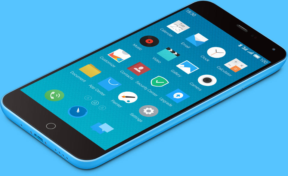 Meizu's iPhone 5c clone is more impressive than the real thing