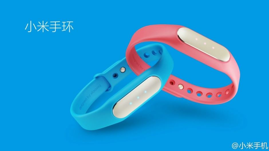The Mi Band in all its $13 glory. Photo: Xiaomi