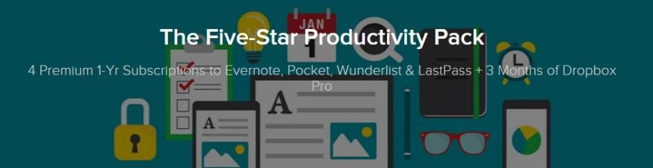 Five-Star-Productivity-Pack
