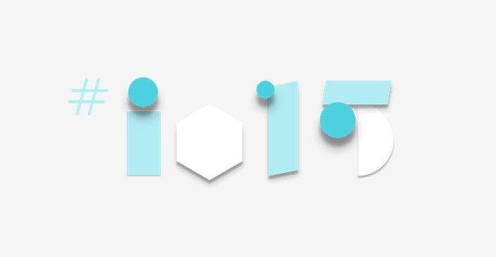 Google I/O is just weeks away. Photo: Google