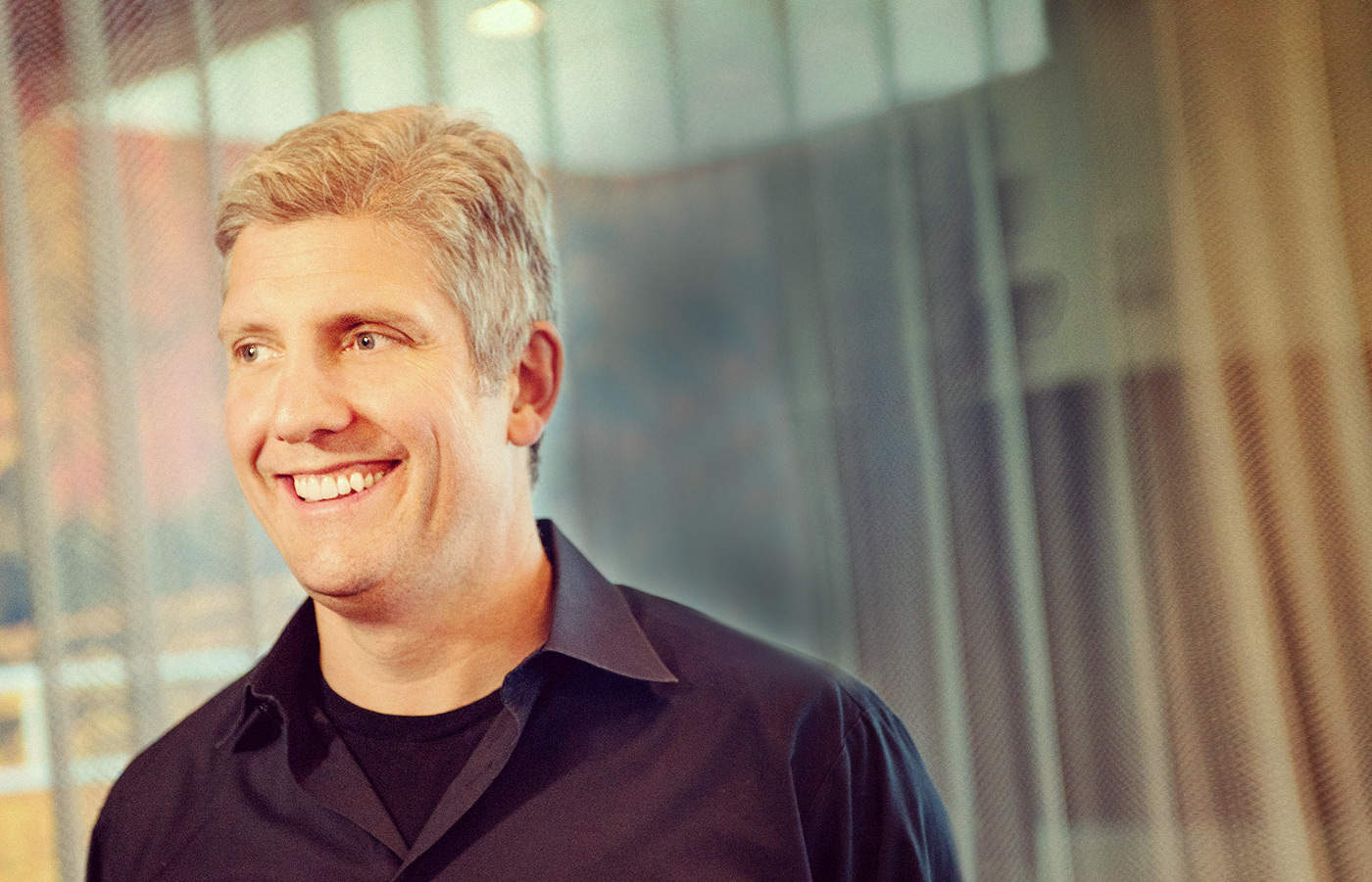 Google's newest VP, Rich Osterloh. Photo: Motorola
