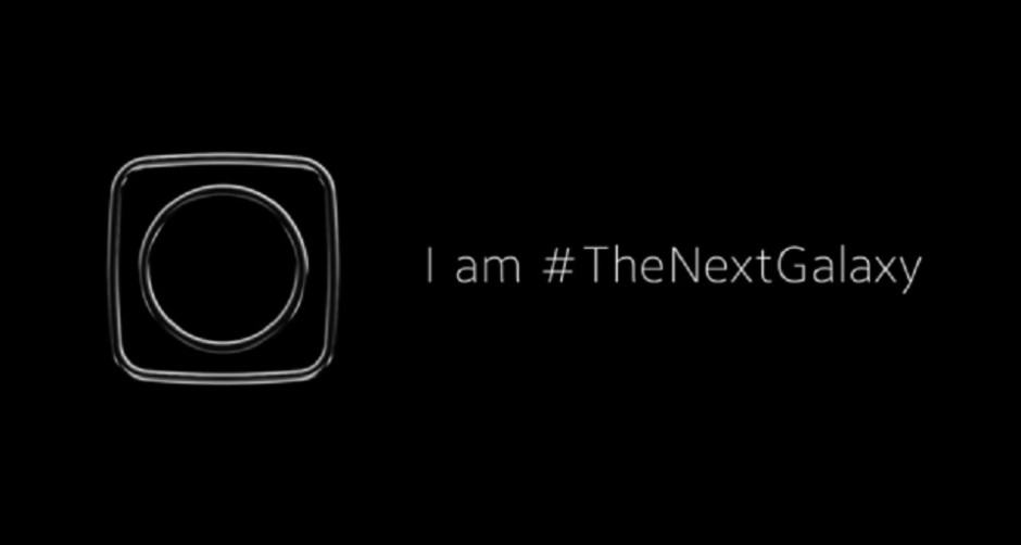 Here come the teasers. Photo: Samsung