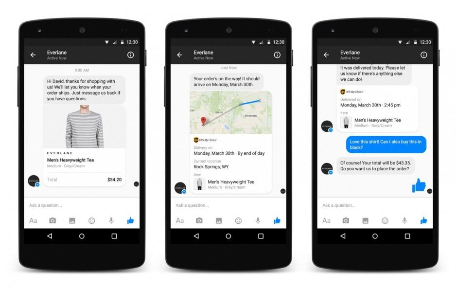 Cult of Android - Facebook Messenger wants to be the chat app to