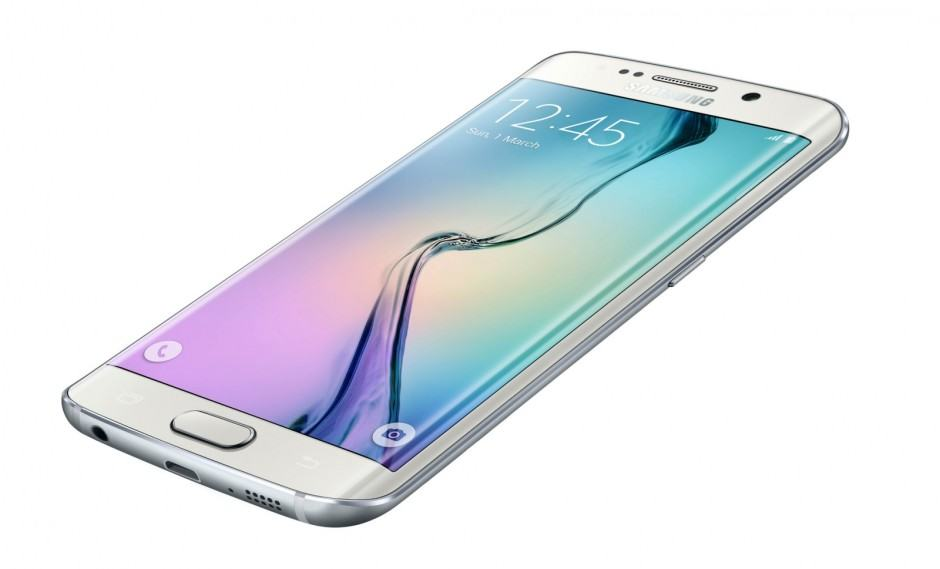 The S6 edge is more popular than we anticipated. Photo: Samsung