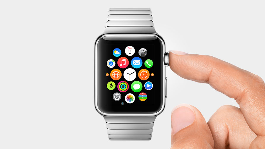 The Apple Watch's digital crown is one of its most unique elements.