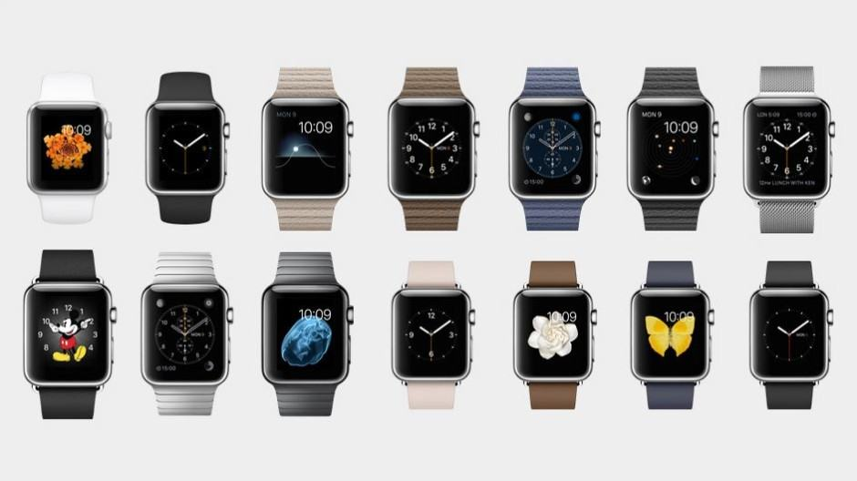 Your smartwatch market leader. Photo: Apple