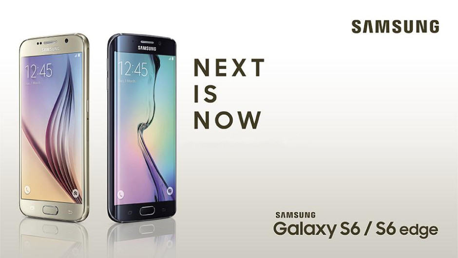 "You might want to move onto the ""next"" phone after Galaxy S6. Photo: Samsung"
