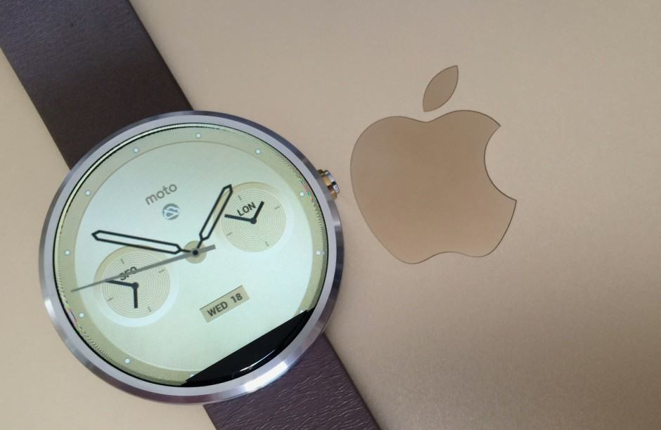 Android Wear coming soon to an iPhone near you? Photo: Killian Bell/Cult of Android
