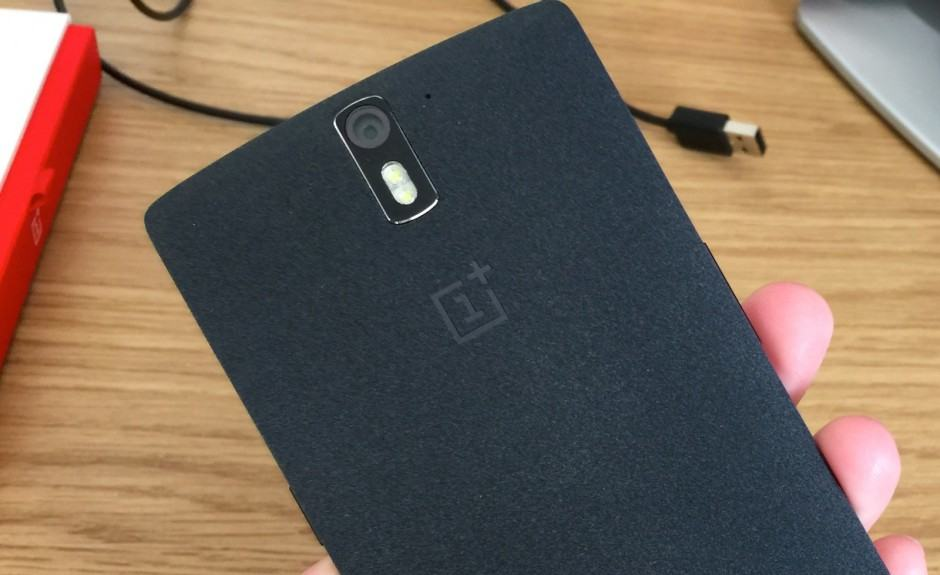 The OnePlus One gets Android 5.1 (unofficially). Photo: Killian Bell/Cult of Android