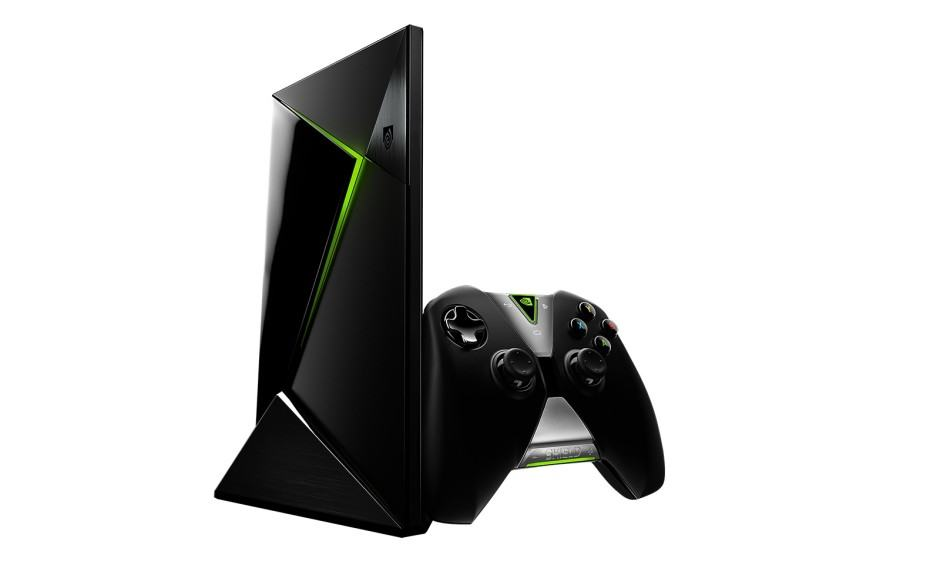 The world's first Android TV built for gaming. Photo: NVIDIA