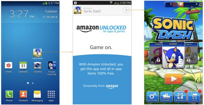 Amazon is planning Prime for apps. Photo: Techcrunch